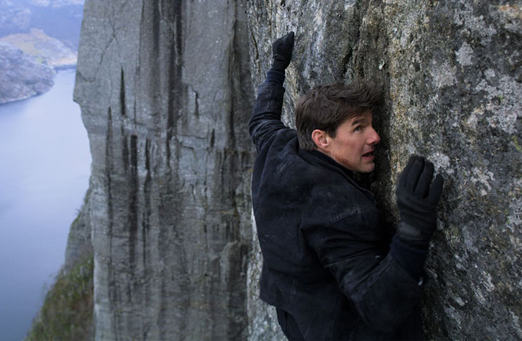 Mission Impossible 6 starring Tom Cruise