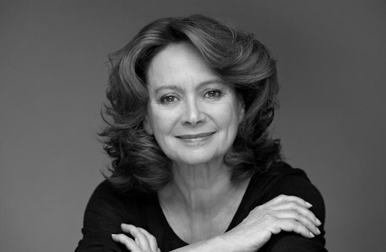 Actress Francesca Annis