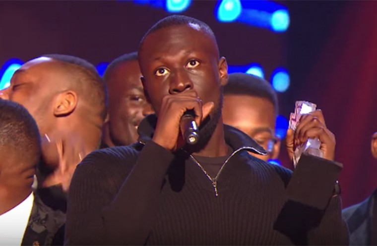 mobo award winners stormzy craig david