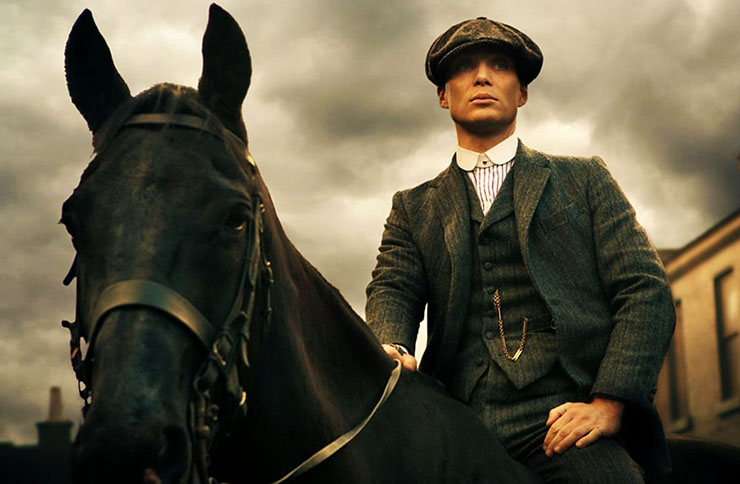 Peaky Blinders actor Cillian Murphy
