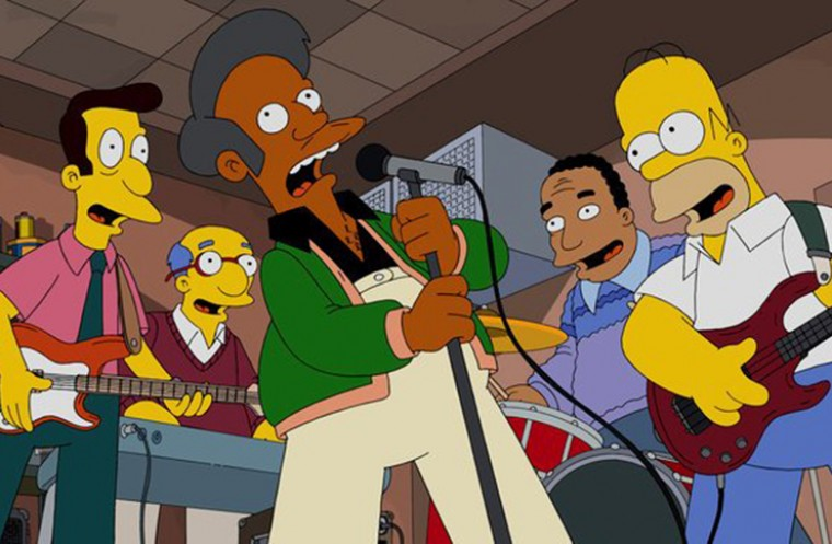 the simpsons apu the problem with apu tv news