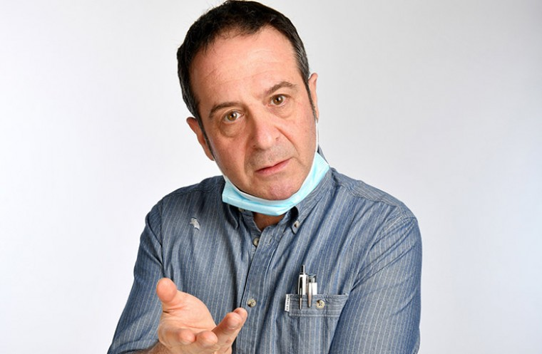mark thomas tour comedian interview