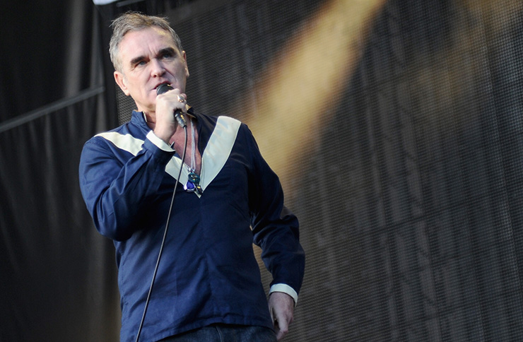 Morrissey defends Kevin Spacey and Harvey Weinstein comments