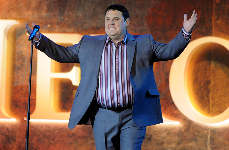 ​Peter Kay cancels first tour in eight years