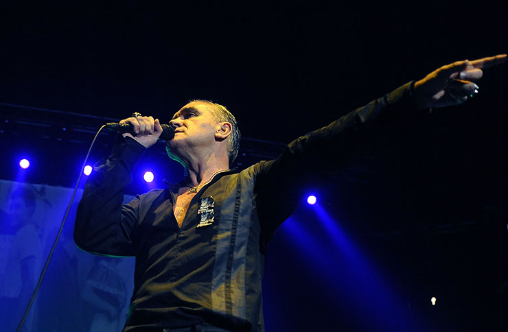 Morrissey interview released by Der Spiegel after denying comments