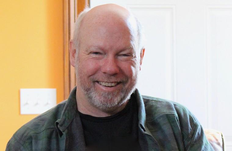 garry campbell carter creator screenwriter