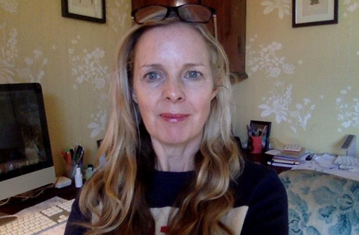 Casting director Belinda Norcliffe