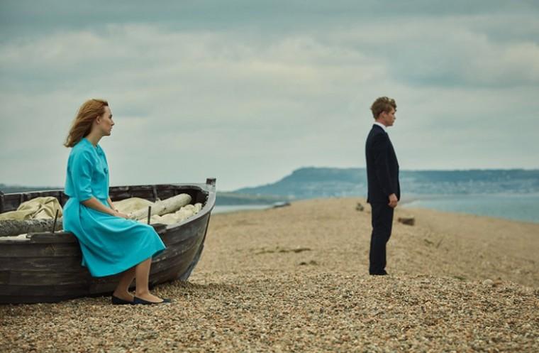 on chesil beach film saoirse ronan suzie davies interview
