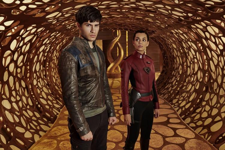 krypton tv series costume designer bojana nikitovic