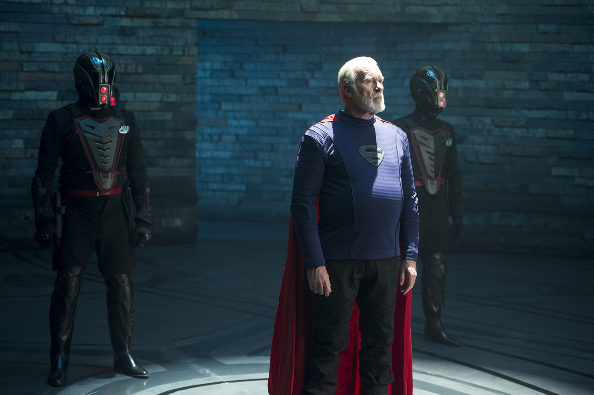 krypton tv series costume designer bojana nikitovic superman