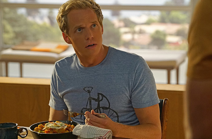 Actor Chris Geere in You're the Worst