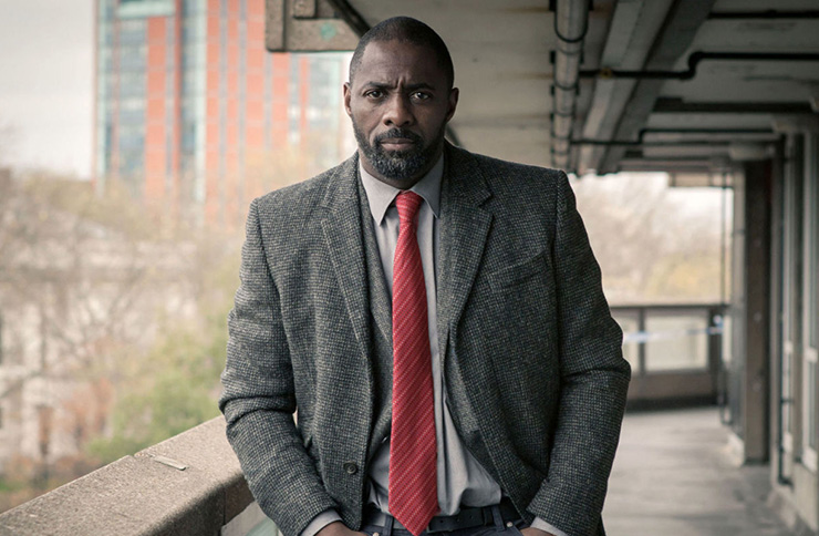 luther tv series casting director andy morgan