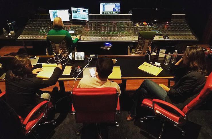 Reality High comedy movie sound mixing with Karol Urban
