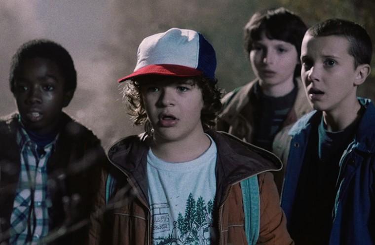 Stranger Things season two cast
