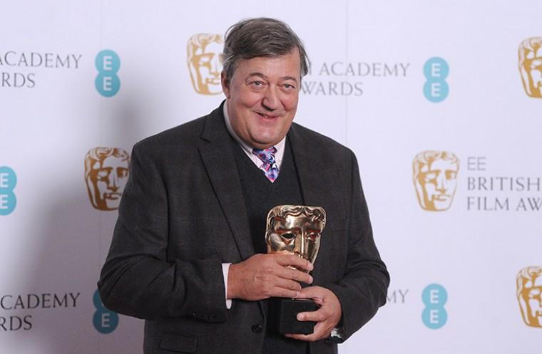 stephen fry BAFTA awards movie film