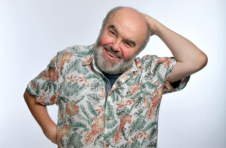 andy hamilton tour comedian tv radio