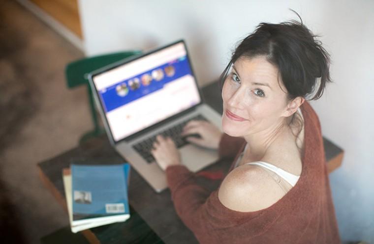 Improve online social media presence
