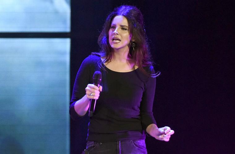 Lana del Rey sued for Creep by Radiohead