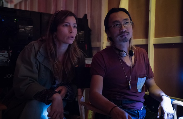 the sinner dp billions cinematographer radium cheung
