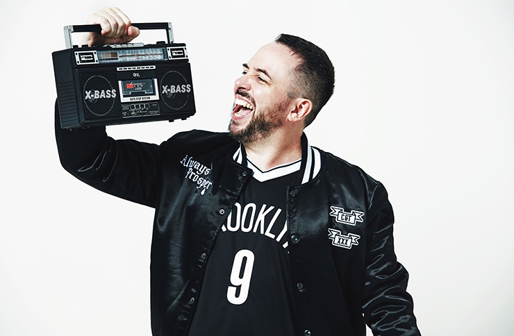 abandoman tour comedy rap rob abando