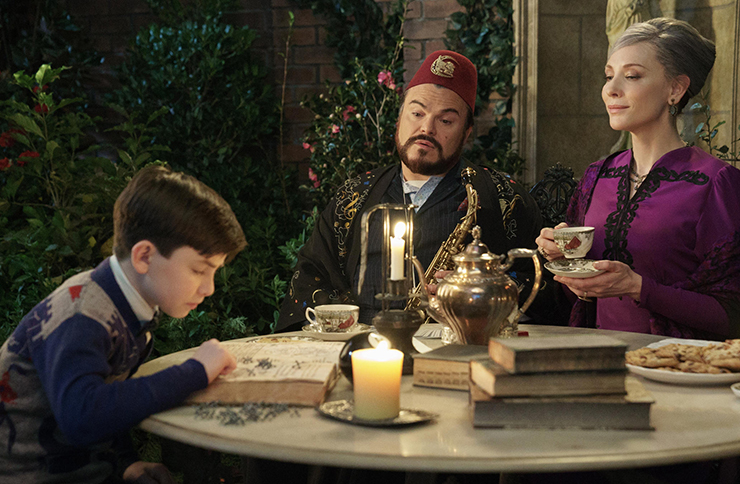 the house with a clock in its walls child actor owen vaccaro