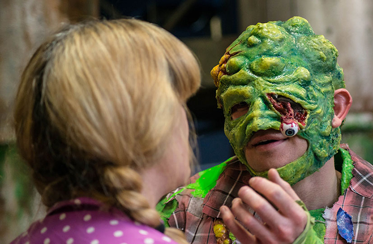 The Toxic Avenger theatre show