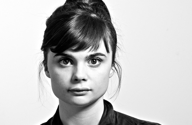 Actress Gwyneth Keyworth