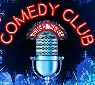 Get Comedy at Winter Wonderland