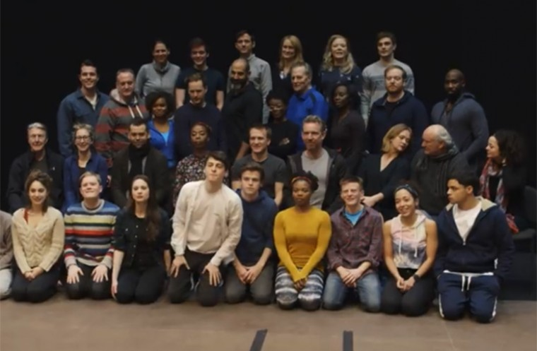 harry potter and the cursed child broadway theatre video
