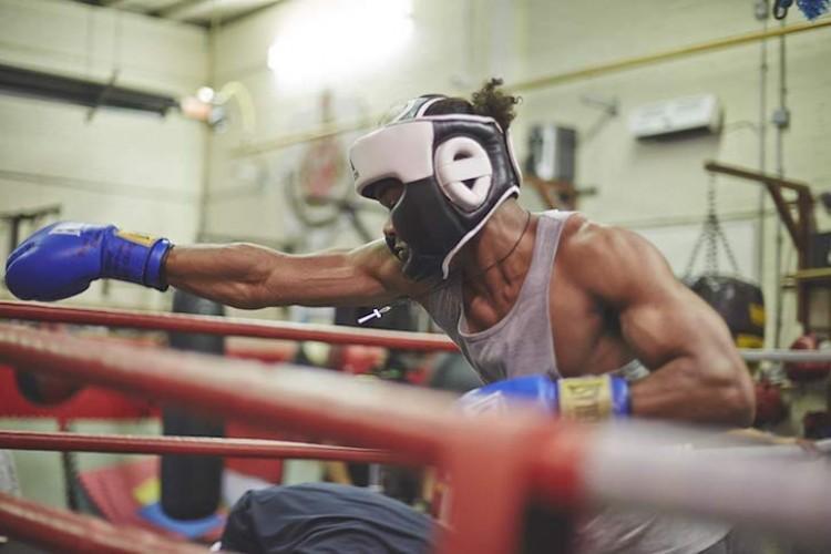 Morgan Bailey in Rabbit Punch