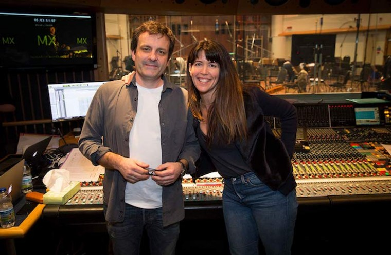 Scoring of Wonder Woman with Rupert Gregson-Williams