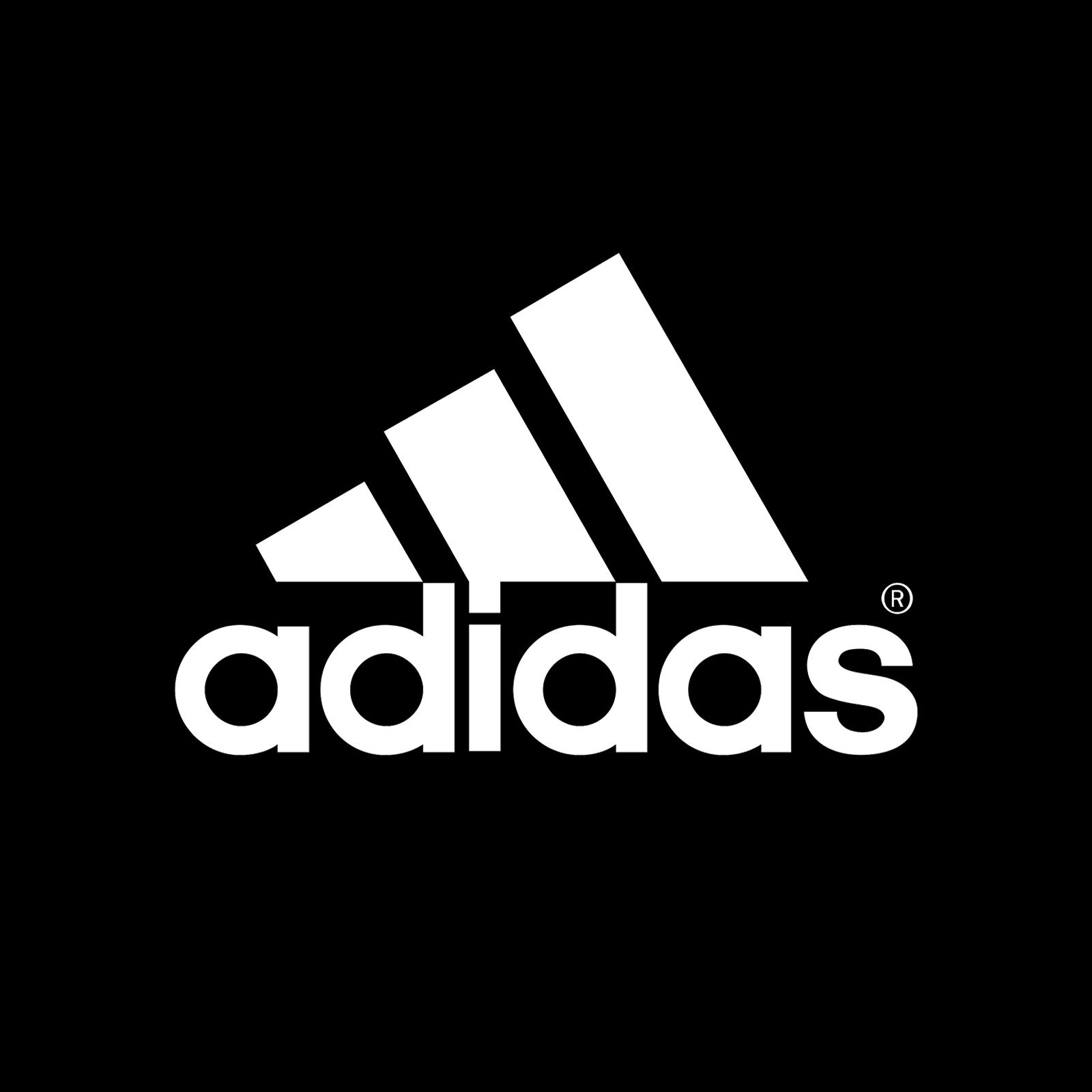 Homepage adidas logo