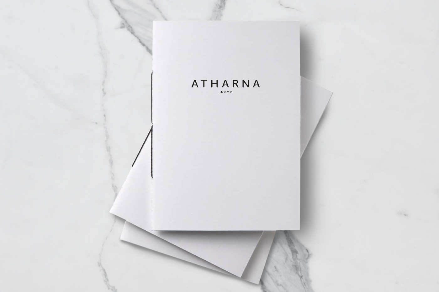 Atharna lookbook homepage image