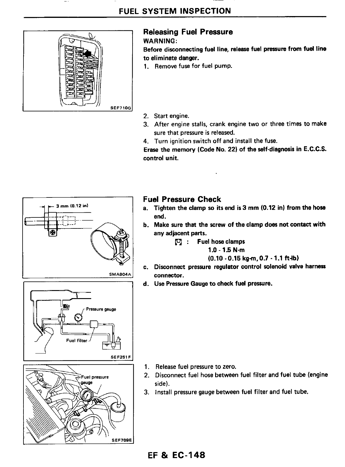 Nissan 300zx Workshop Manual 1988 8 Pdf Z31 Fuel Filter Location
