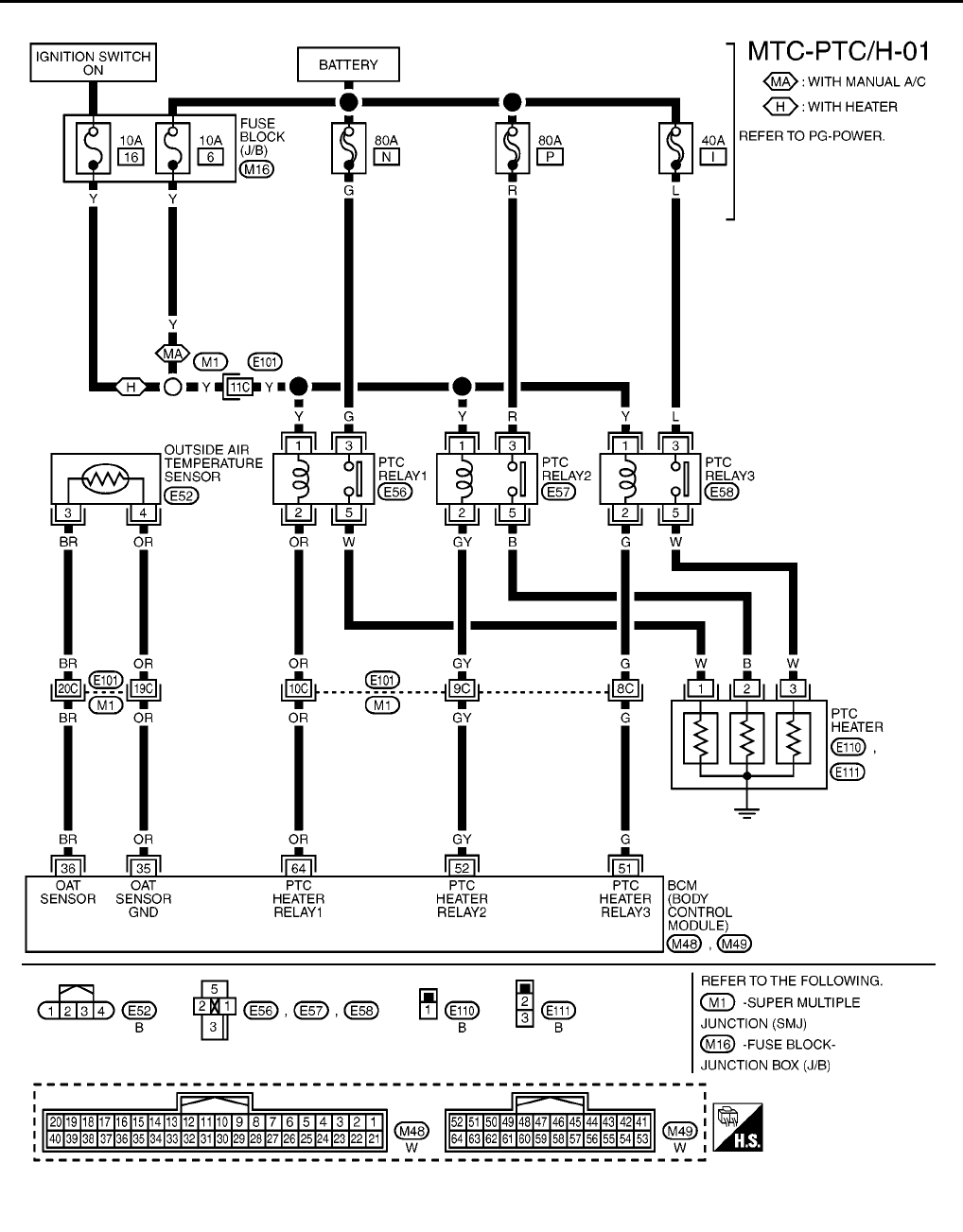 Ptc Heater Wiring Diagram Electrical Diagrams Nissan Micra 2003 2005 24 Pdf Hot Water Schematic