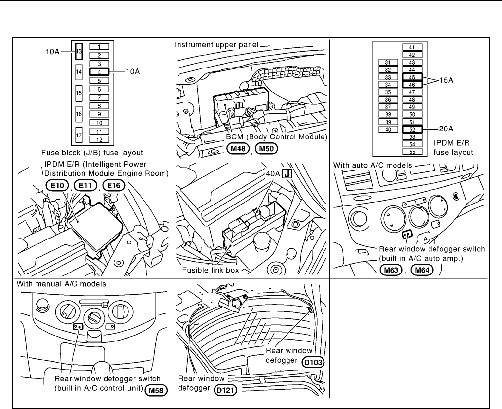 Nissan Micra Fuse Box Diagram Wiring Library Engine Workshop Manual 2003 22 Pdf