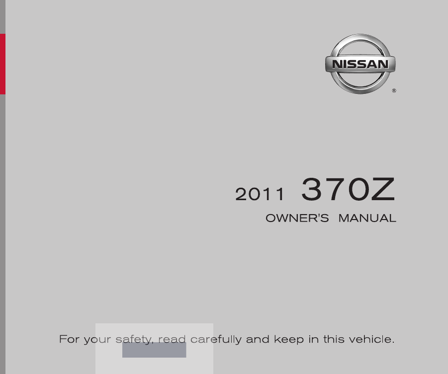 2011 nissan 370z owners manual pdf rh manuals co 2012 nissan 370z owners manual 2012 nissan 370z owners manual