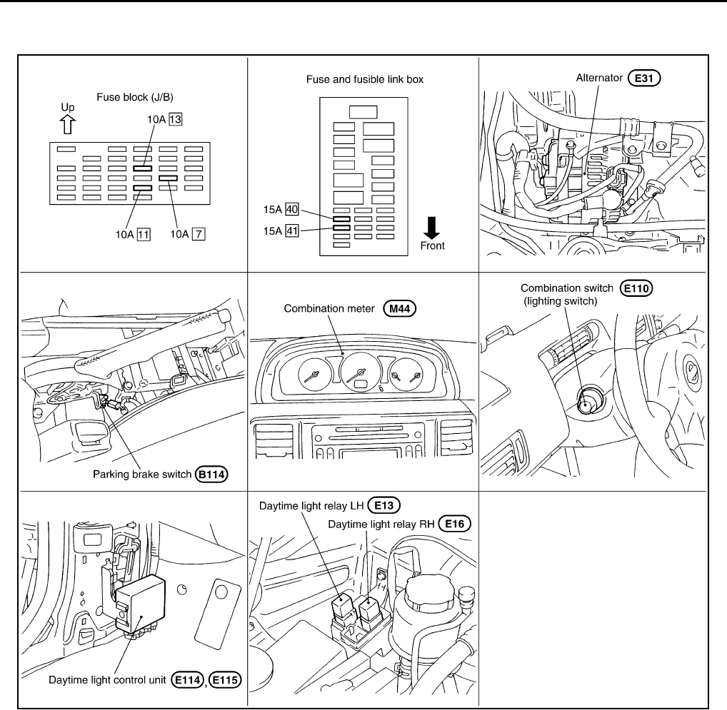 bg4 nissan xtrail t30 workshop manual 2005 (26) pdf nissan x trail t30 fuse box diagram at readyjetset.co