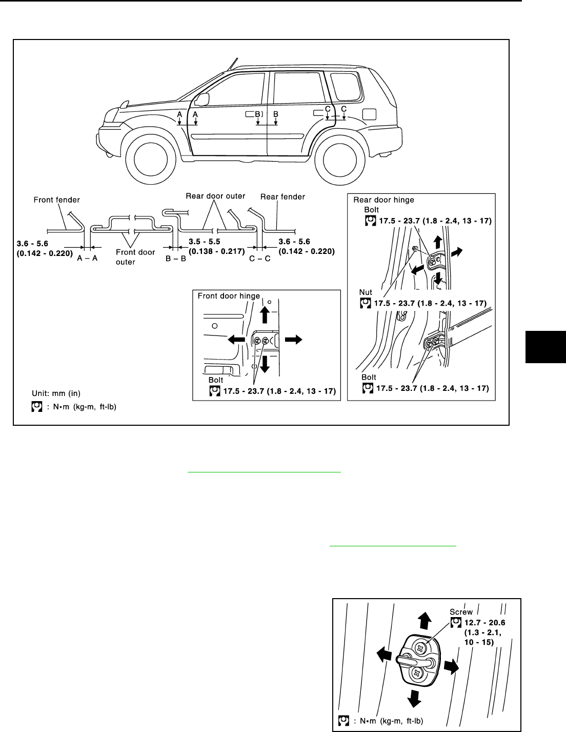 bg13 nissan xtrail t30 workshop manual 2005 (7) pdf nissan x trail wiring diagram pdf at creativeand.co