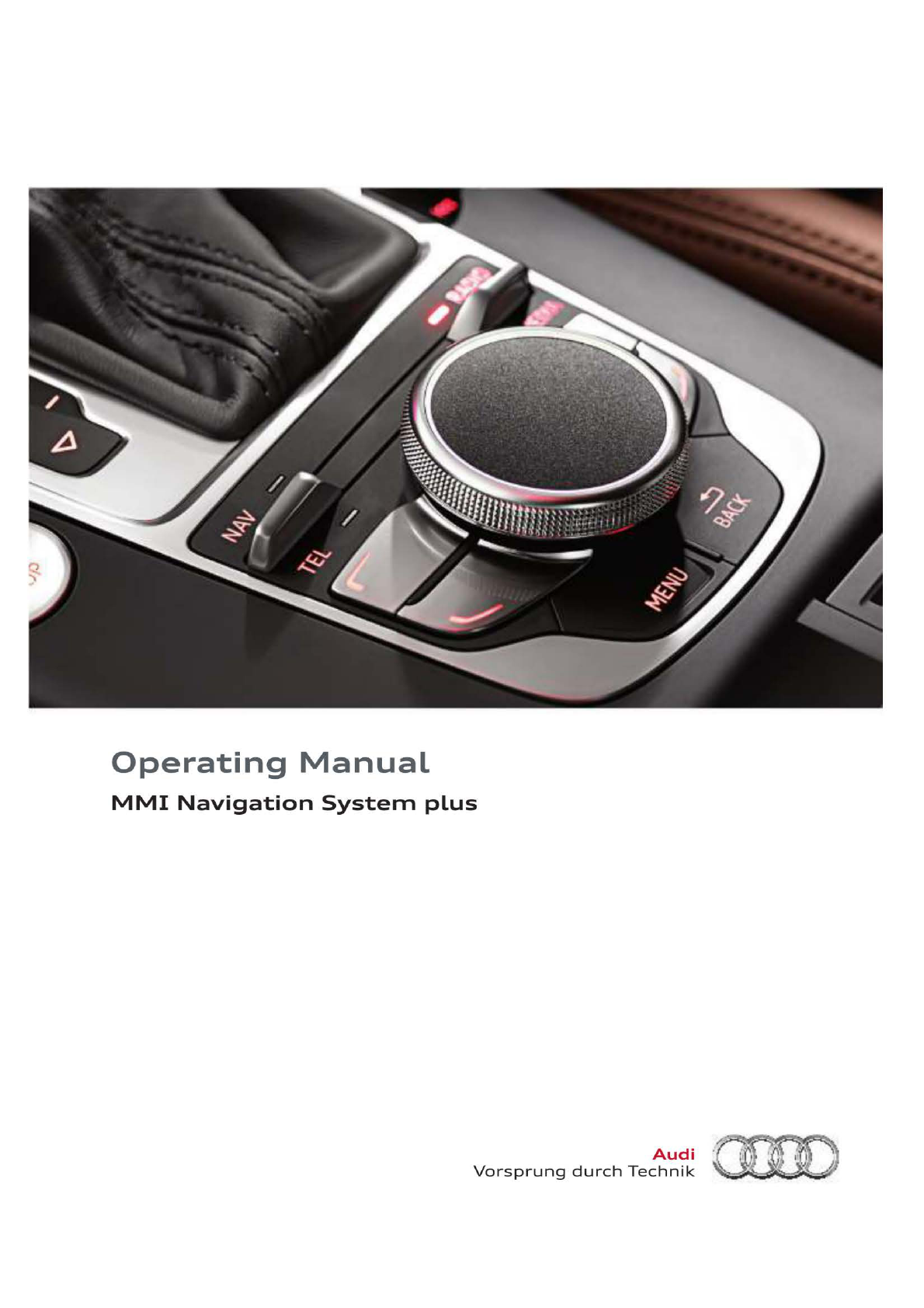 audi a3 2013 misc documents mmi operating manual pdf rh manuals co Audi A8 Navigation Audi A8 Navigation