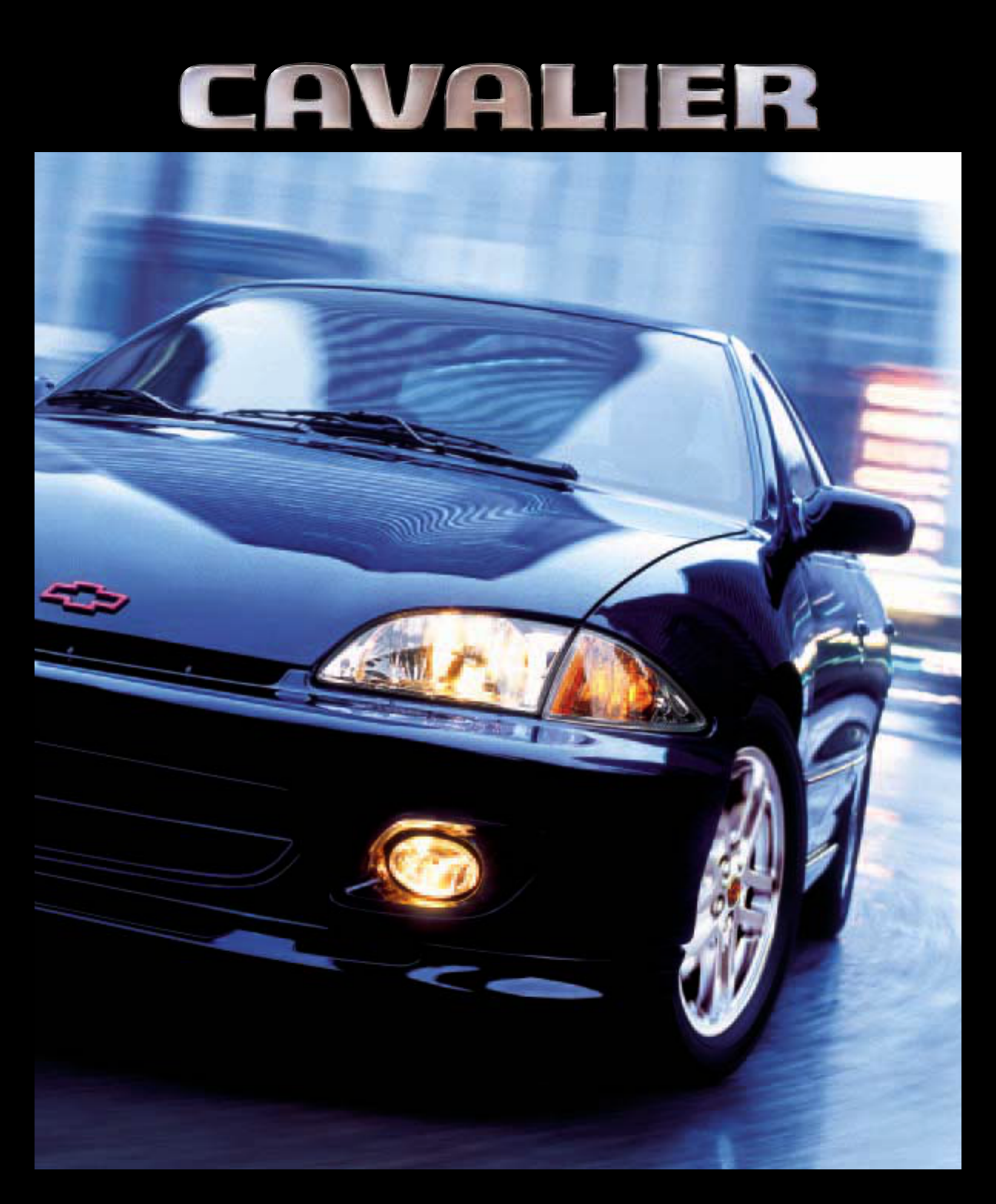 See our other Chevrolet Cavalier Manuals: