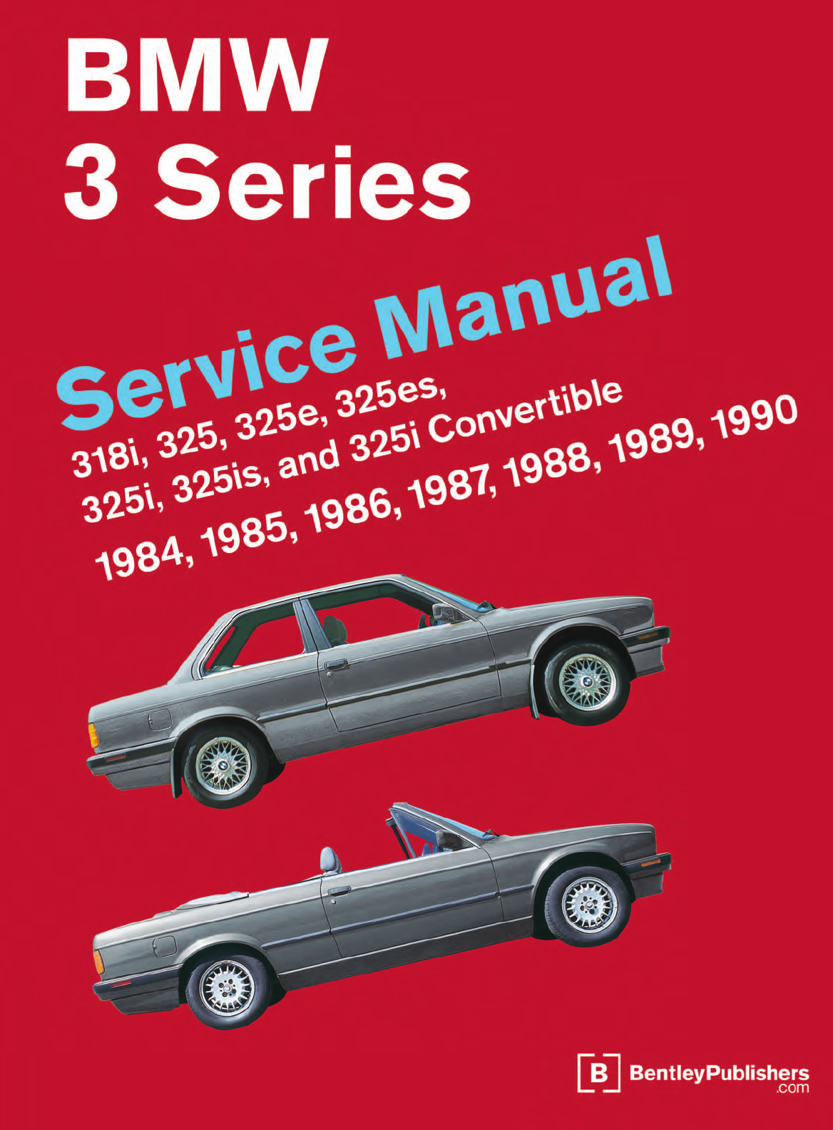 See our other Alpina B3 Manuals: