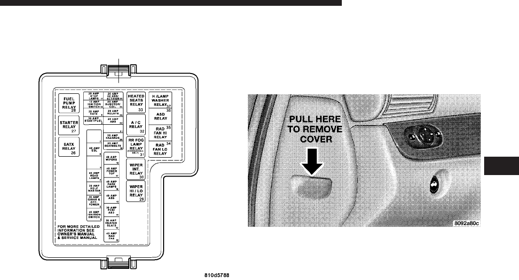 bgeb 2005 dodge stratus sedan owners manual pdf 2005 dodge stratus fuse box under hood at aneh.co