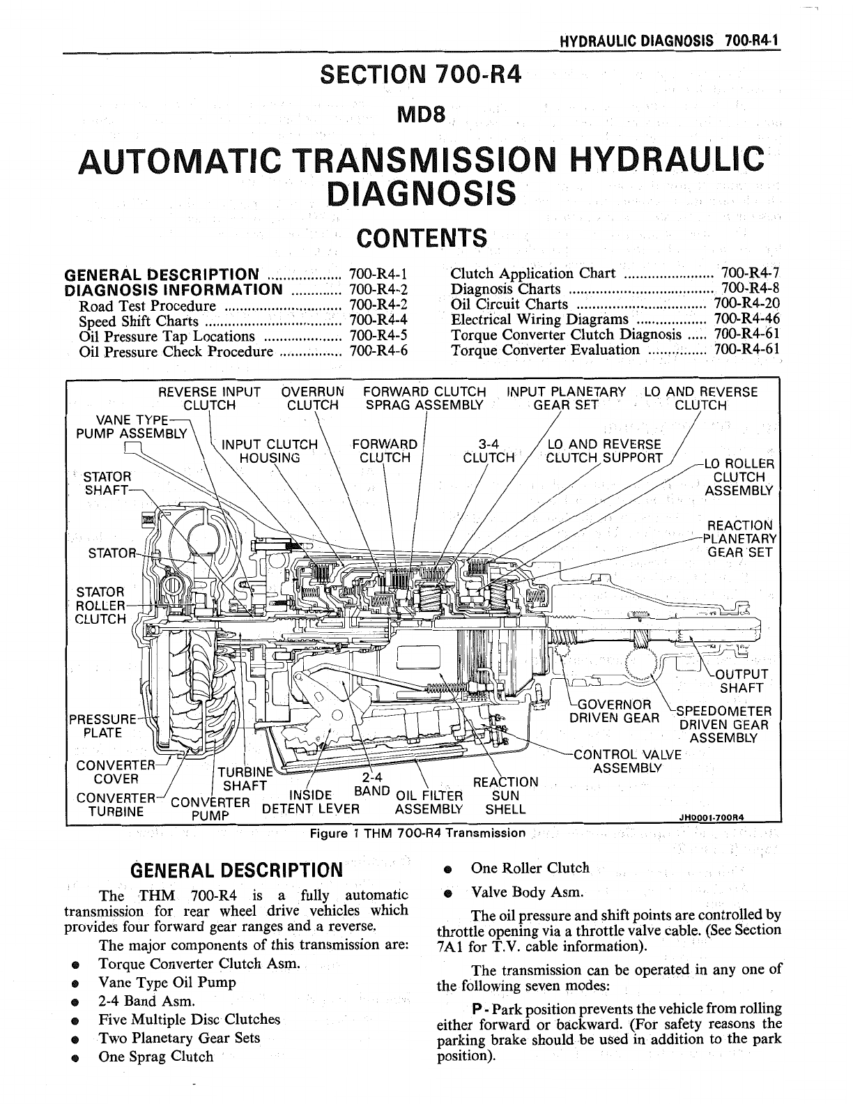 Pontiac Firebird 1988 Service Manual Pdf Torque 8 Wire Diagram