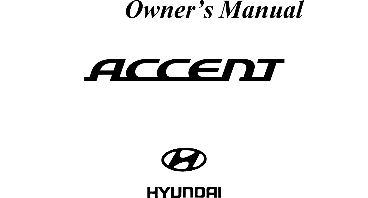 2008 hyundai accent owners manual pdf. Black Bedroom Furniture Sets. Home Design Ideas