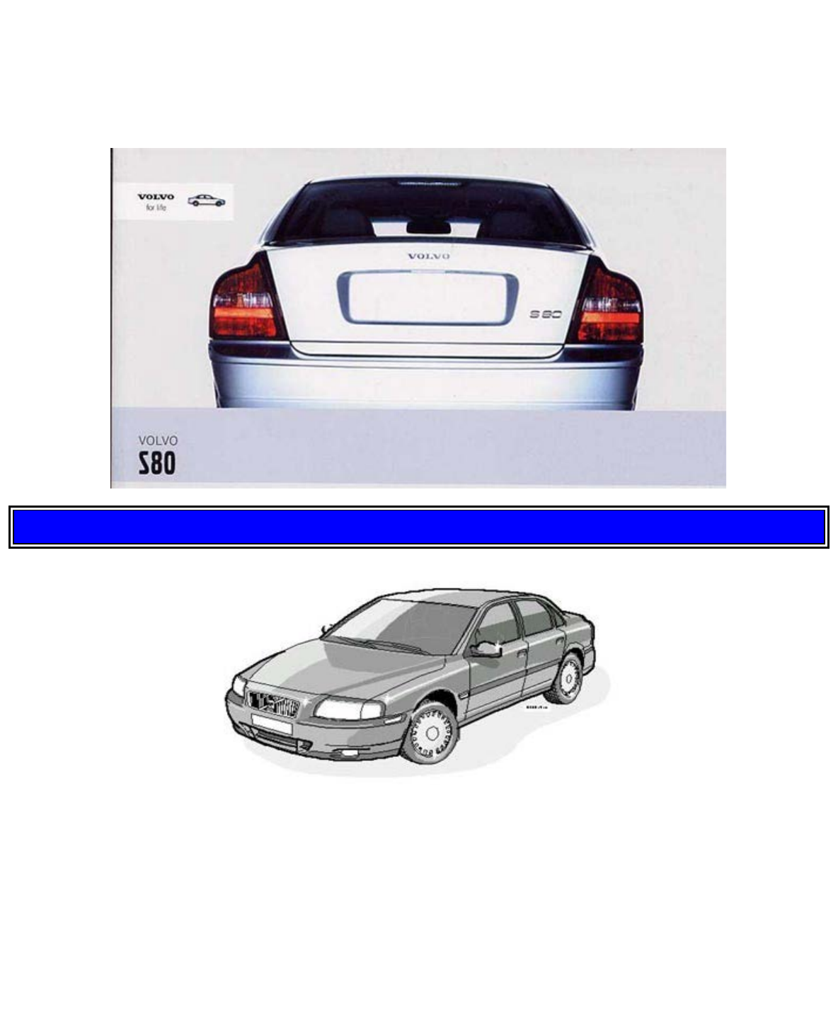 2003 volvo s80 owners manual pdf rh manuals co service manual volvo s80 owners manual volvo s80