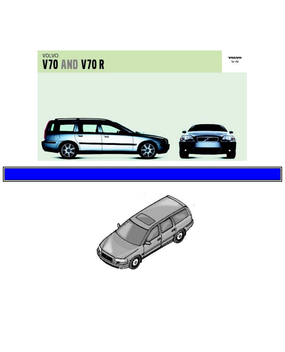 2007 volvo v70 owners manual pdf rh manuals co Volvo XC60 Volvo C70
