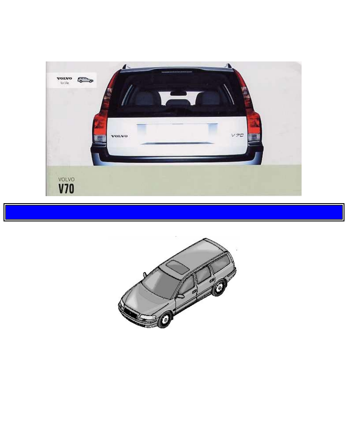 2003 volvo v70 owners manual pdf rh manuals co 2000 volvo v70 owners manual 2003 volvo v70 owner's handbook