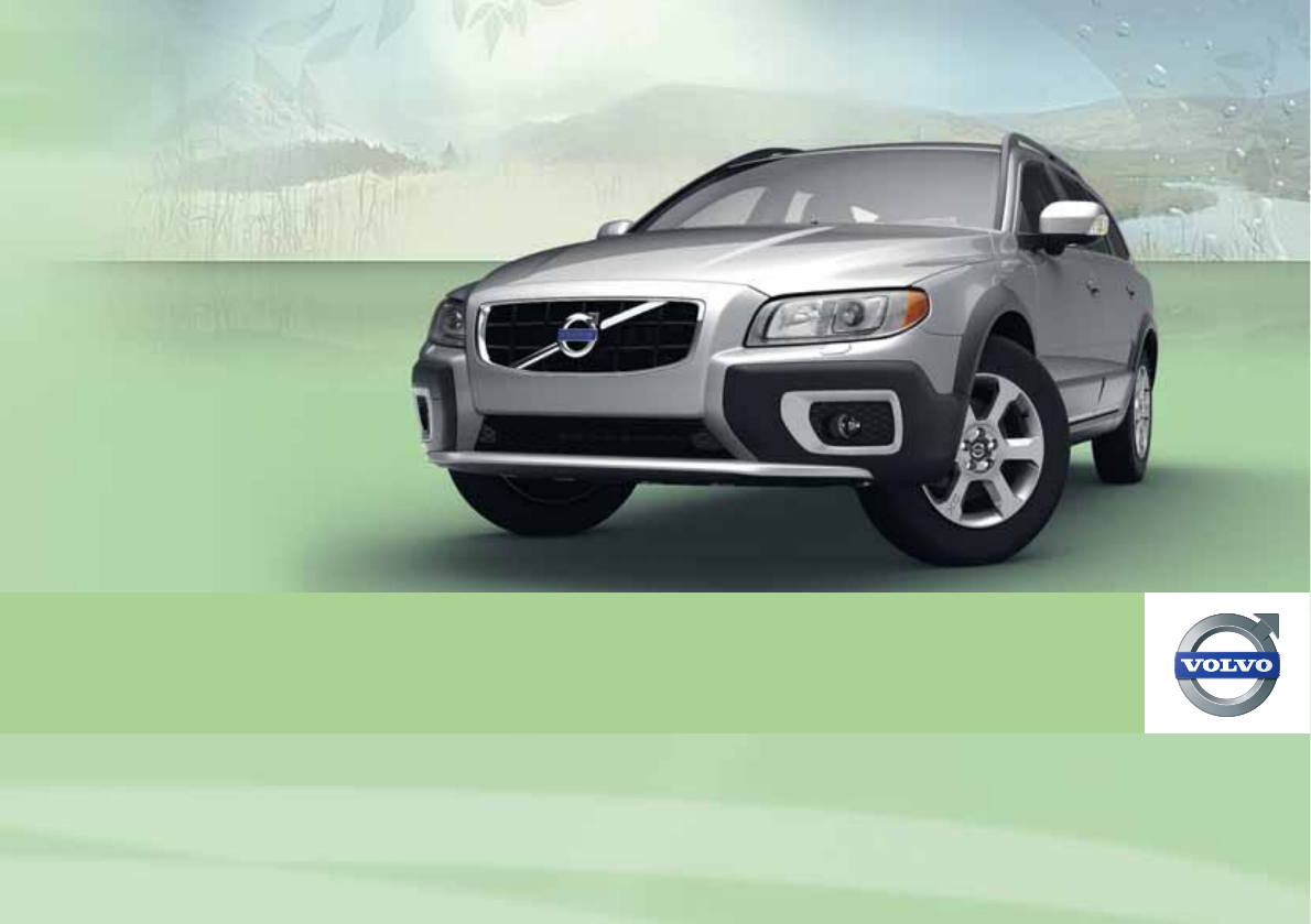 VOLVO XC70. Owner's Manual Web Edition