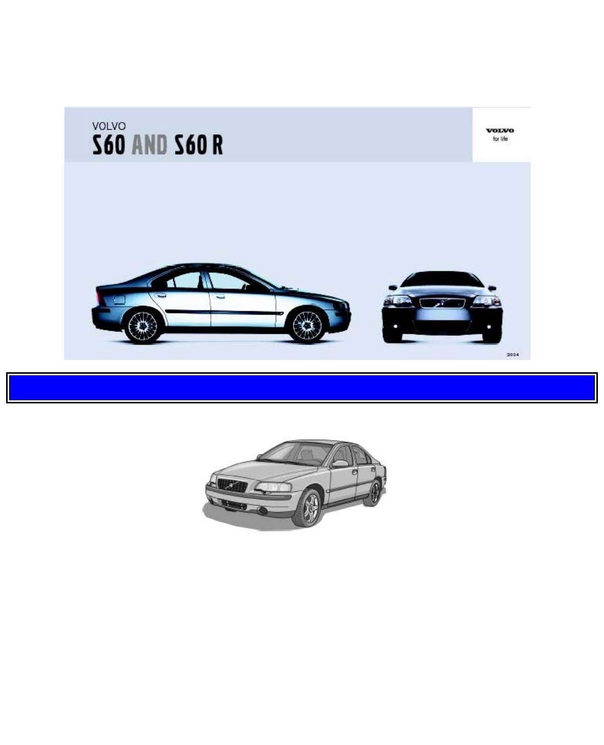 2004 volvo s60 owners manual pdf rh manuals co 2004 volvo s60 owners manual pdf 2004 volvo s60 2.5t owner's manual